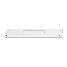Přední/zadní panel podstavce pro DS,plný plech,šířka 600mm
