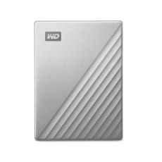 "Ext. HDD 2,5"" WD My Passport Ultra 2TB stříbrná"