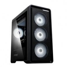 case Zalman minitower M3 PLUS, mATX, bez zdroje, USB3.0, černá