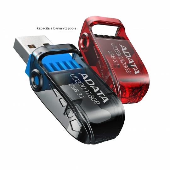 64GB ADATA UD330 USB 3.1 red
