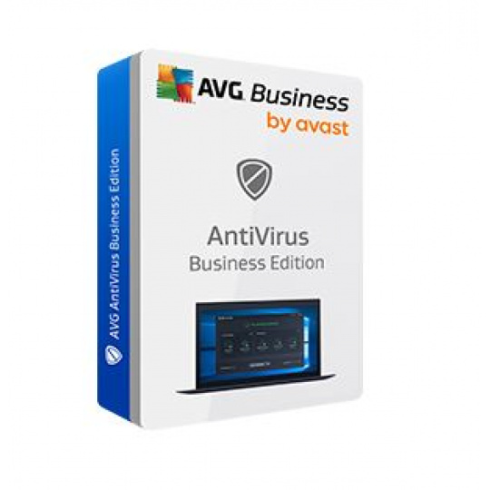 AVG Anti-Virus Business, 25 lic. /12 m.