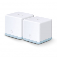 Halo S12(2-pack) 1200Mbps Home Mesh WiFi system
