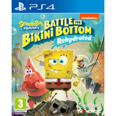PS4 - Spongebob SquarePants: Battle for Bikini Bottom - Rehydrated