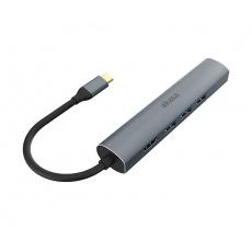 AKASA - USB Type-C 5-In-1 Dock, RJ45, HDMI, USB