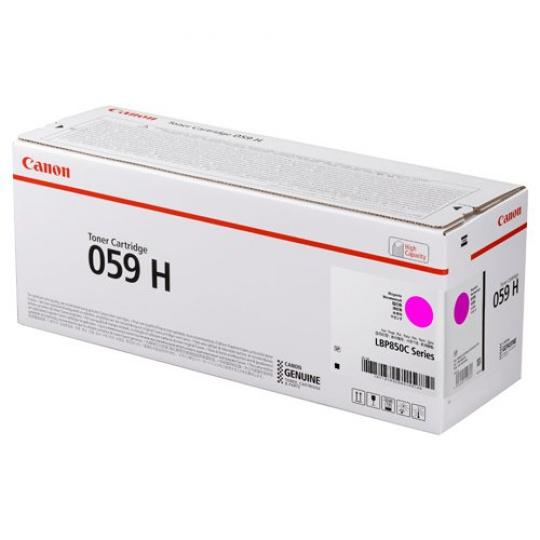 Canon CRG 059 H Magenta