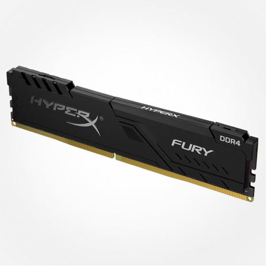 8GB DDR4-3000MHz CL15 HyperX Fury, 2x4GB
