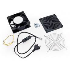 Ventilátor-sada,230V,50Hz, 0.09 A, 15W 160m3/h