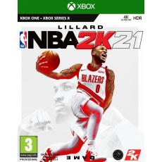 XOne - NBA 2K21