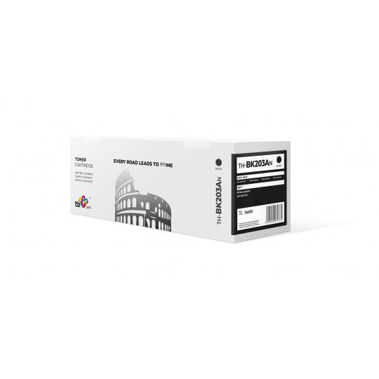 Toner TB kompatibilní s HP CF540A, nová, Black