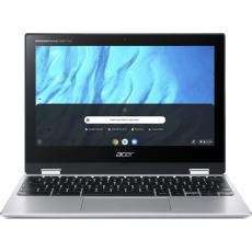 """Acer Chromebook Spin 11, 11.6T"""", M8183C, 32GB, 4GB, HD, Chrome, stříbrný"""