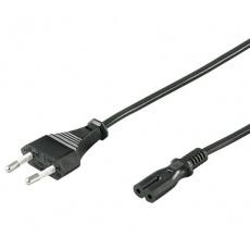 PremiumCord Kabel síťový 230V k magnetofonu 2m