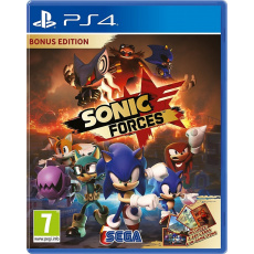 PS4 - Sonic Forces