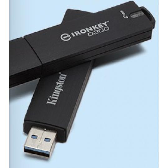 8GB USB D300S AES 256 XTS šifrovaný