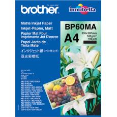 Brother papír BP60MA, 25 listů, matný, 145g
