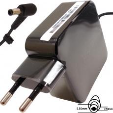 Asus orig. adaptér 45W19V 2P BLK s EU plugem
