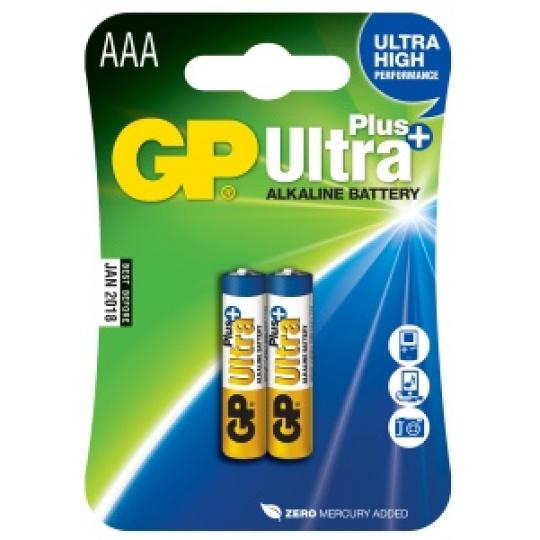 GP LR6, AAA, Ultra+, 2ks, mikrotužka