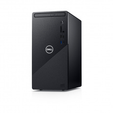 Dell Inspiron DT 3881 i3-10100/8GB/1TB/DVD/W10Home/2RNBD/Černý