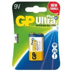 GP 6LF22, 9V, 1ks, Ultra Plus