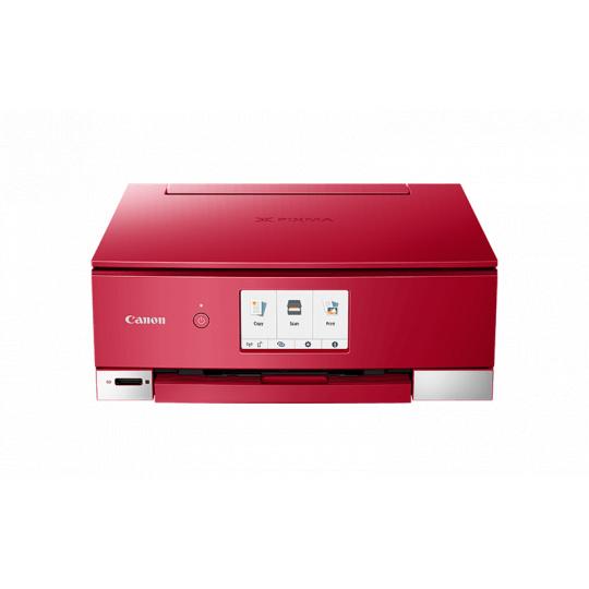 Canon PIXMA TS8352 EUR červená