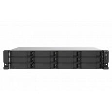 QNAP TS-1253DU-RP-4G (2,7GHz / 4GB RAM / 12xSATA / 2x 2,5GbE / 1xPCIe / 1x HDMI / 4x USB / 2x zdroj)