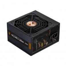 Zdroj Zalman ZM650-GVII GigaMax 650W, 80 PLUS Bronze 230V EU, ATX 12V V2.31, eff. 88%, aPFC 12cm fan
