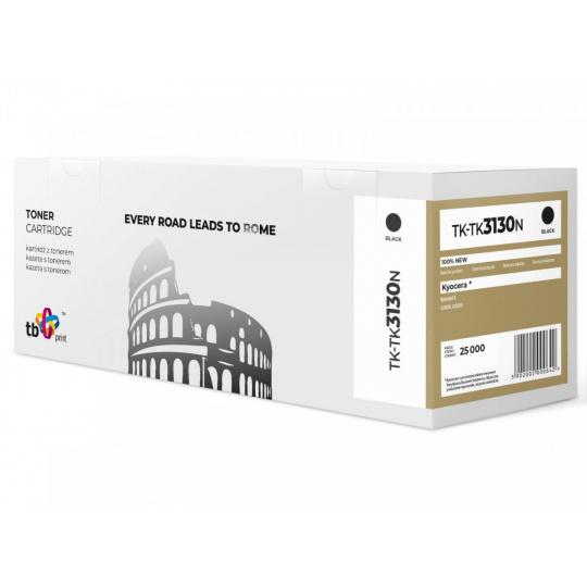 Toner TB kompatibilní s KyoceraTK-3130, Black, new