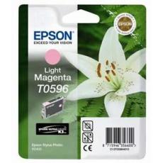 EPSON Ink ctrg light magenta pro R2400 T0596