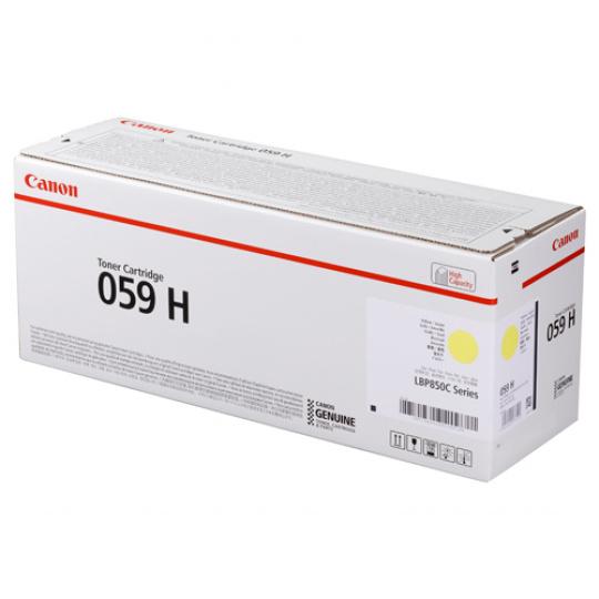 Canon CRG 059 H Yellow