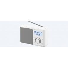 Sony rádio XDRS61DW.EU8 přenosné, bílá
