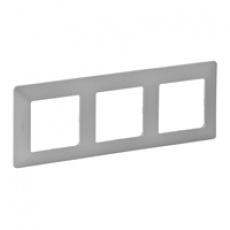 Valena Life rámeček 3-násobný hliník