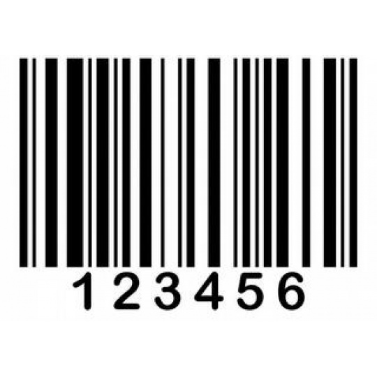 60ks Štítek s čárovým kódem - LTO4 800/1600GB
