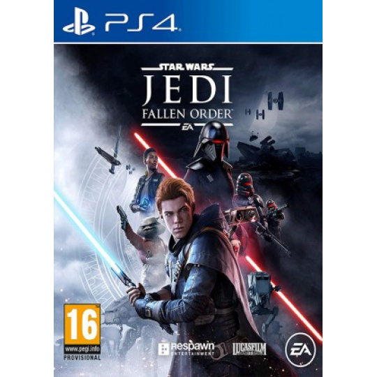 PS4 - STAR WARS JEDI FALLEN ORDER