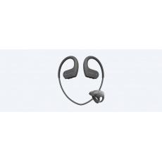 Sony MP3 přehrávač 16 GB NW-WS625 černý, voděod.