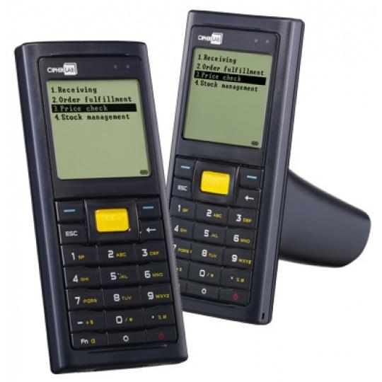 Terminál CPT-8231C,CCD,WLAN&BT,4MB,bez stoj.