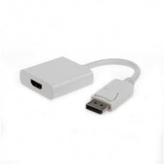 Kabel Gembird red.Displayport na HDMI, M/F, bílá