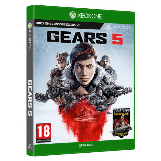 XBOX ONE - Gears 5 Standard Edition