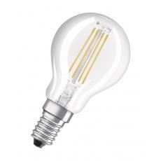 LED žárovka VALUECLP40 4W/827 230V FIL E14 FS1 OSR