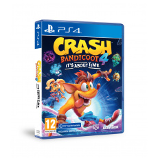 PS4 - Crash Bandicoot 4 It´s about time