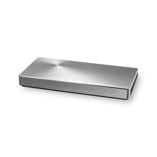 ASUS XG-U2008 - 2x10G + 8X100/1000Mbps switch