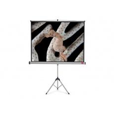 NOBO Tripod plátno š175 x v132 -matný bílý,4:3