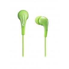 Pioneer SE-CL502 špuntová sluchátka zelená