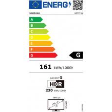 "70"" LED Samsung BE70T-H - UHD,250cd,smart,16/7"