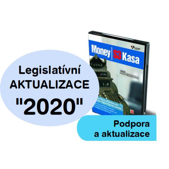 SW Money S3 - aktualizace 2020 - S3 Kasa Pro