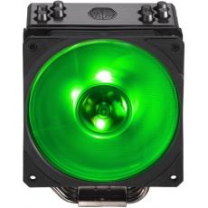 COOLER MASTER CPU chladič HYPER 212, RGB podsvícení, černý
