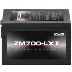 Zdroj Zalman ZM700-LXII 700W eff. 85% ATX12V v2.31 Active PFC 12cm fan