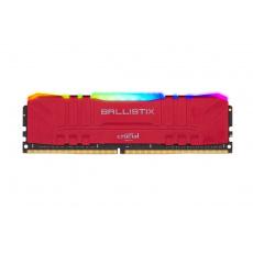 16GB DDR4 3600MHz Crucial Ballistix CL16 2x8GB Red RGB
