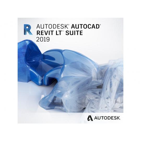 AutoCad Revit LT Suite 2021 Commercial New Single-user ELD 3-Year Subscription