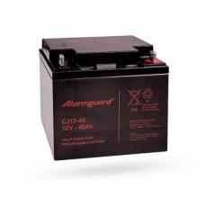 Bezúdržbový akumulátor Alarmguard 12V - 40 Ah