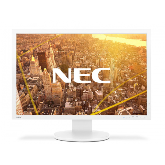 "24"" LCD NEC PA243W,1920x1200,AH-IPS,350cd,150mm,WH"