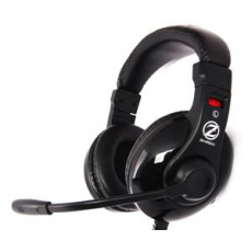 Herní sluchátka Zalman ZM-HPS200 40mm driver
